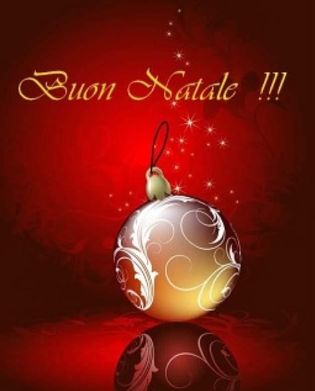 Buon Natale 1a.Buon Natale Granelli Di Silicio